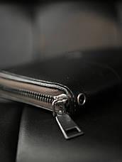 Гаманець портмоне Гінтонг чорний, фото 3
