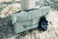 Мангал-чемодан на 8 шампуров,3 мм  складной для шашлыка и гриля.