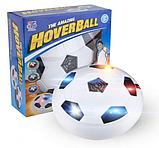 Детский футбольный мяч с подсветкой и музыкой Hoverball, фото 4