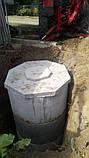 Кільця  бетонні КС10.9 каналізаційні АРМОВАНІ  1 метр, фото 9