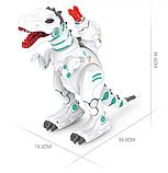 Интерактивная детская игрушка Робот Динозавр Intelligent Robot Dinosaur ll Remote Control на радиоуправлении, фото 2