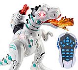 Интерактивная детская игрушка Робот Динозавр Intelligent Robot Dinosaur ll Remote Control на радиоуправлении, фото 4