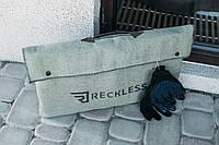 Мангал-чемодан на 6 шампуров, 3 мм. разборной  для шашлыка и гриля
