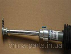 Пневмоцилиндр остановки двигателя Foton ВJ3251   1417011800004  #запчастиFoton