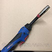 Сварочная горелка ABIMIG AT 155 LW 3 м поворотный гусак KZ-евро разъем, фото 3