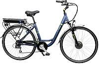Электрический велосипед ORUS E-8000 blue, фото 1