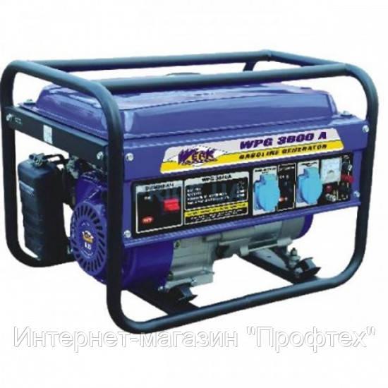 Электрогенератор Werk WPG3600A
