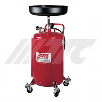 Пристрій для зливу масла 80л JTC 1031