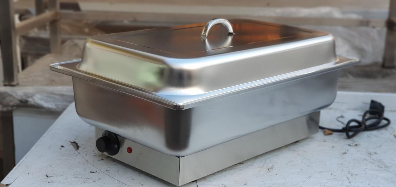 Чафиндиш тепловой мармит Rauder ZSK 100S