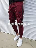 Мужские спортивные штаны Adidas Men Red, фото 1