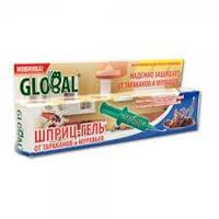 Глобал шприц-гель 35 г - средство от бытовых насекомых