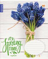 "Тетради 96 л. клетка ""Spring time"" 762241"