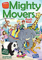Учебное пособие Delta Publishing Delta Movers! English Super Viv Lambert and others (Pupil`s book).