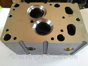 Головка цилиндра двигателя WD 615