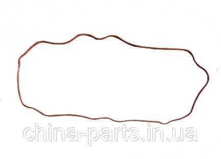Прокладка крышки клапанов (верхняя) WD615 HOWO   VG1099040052  #запчасти HOWO