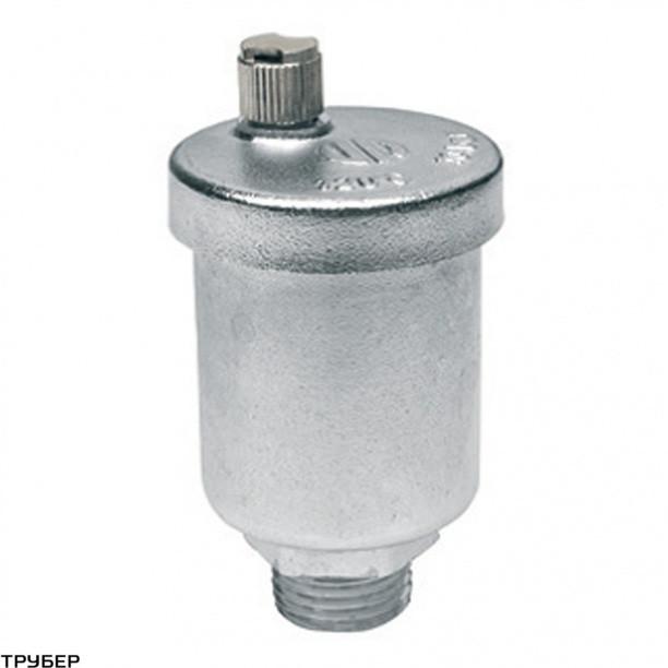 Автоматический воздухоотводчик 1/2Н хром ARCO