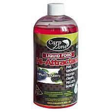 Ліквід Атрактанти Liquid Hi-Attractant Plum & Mulberry (Зливу і Шовковиця)