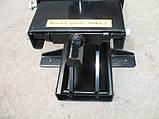 Ножничный электрогидравлический мотоцыклетный подъёмник для подъема, обслуживания и ремонта, мототехники., фото 3
