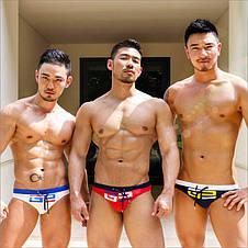 Спортивні чоловічі плавки Sport Line, фото 3