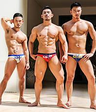 Спортивні чоловічі плавки Sport Line, фото 2
