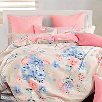 Комплект постельного белья двуспальный ранфорс 100% хлопок, фото 1