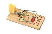 Мышеловка деревянная (10х4,5 см) ТМ «Агромакси», оригинал