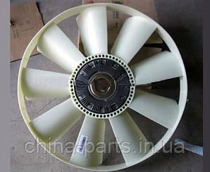 Вентилятор (640*640*90) WD615 HOWO   VG1246060051  #запчасти HOWO