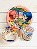 Детская Посуда для кормления на подарок ребенку, фото 5