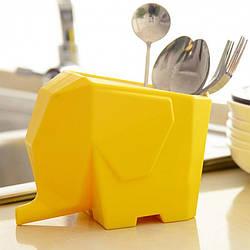 Сушилка для посуды и столовых приборов слон Yellow Kronos Top (frs_123556)