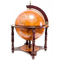 Глобус бар на 4 ножках (42х42х57 см) ( 23795)