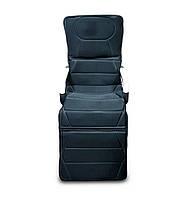 🔝 Массажный матрас электрический вибрационный (Massage Bella, Черный) для массажа спины с доставкой , Масажні накидки і масажні подушки