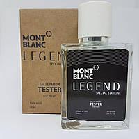 Mont Blanc Legend Special Edition - Quadro Tester 60ml