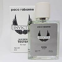 Paco Rabanne Invictus -  Quadro Tester 60ml