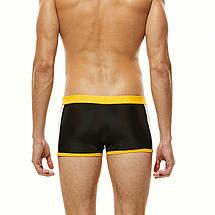 Мужские плавки-шорты Seobean Черный, фото 2