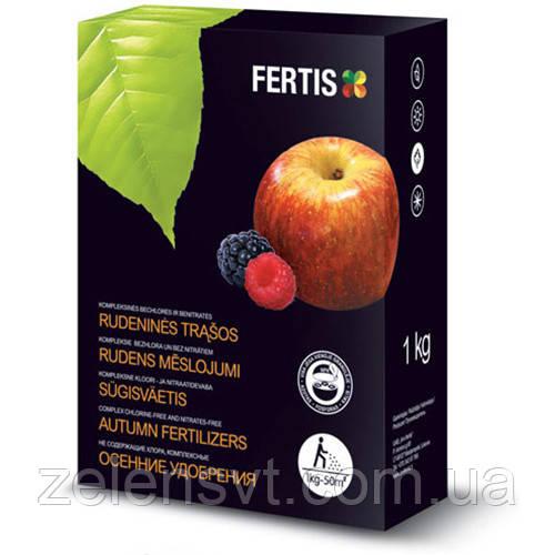 """Комплексне добриво Fertis """"Осінь"""" (Литва), 3 кг"""
