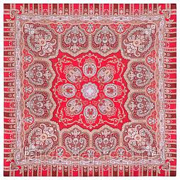 Арагонский 1277-5, платок из вискозы с подрубкой