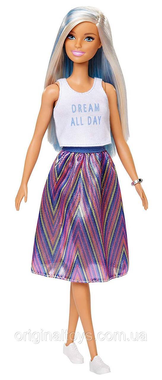 Кукла Барби Модница 120 Barbie Fashionistas Mattel FXL53
