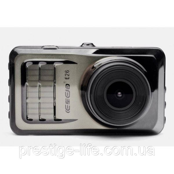 Автомобільний відео реєстратор для машини DVR E-26 PRO FULL HD 1080P