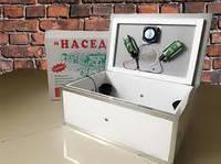 """Инкубатор бытовой для яиц """"Наседка""""Иб-140 автомат, вентилятор, два двигателя"""