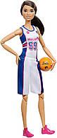 Лялька Barbie Made to Move Барбі Рухайся як я Спортсменка Баскетболістка FXP06, фото 1