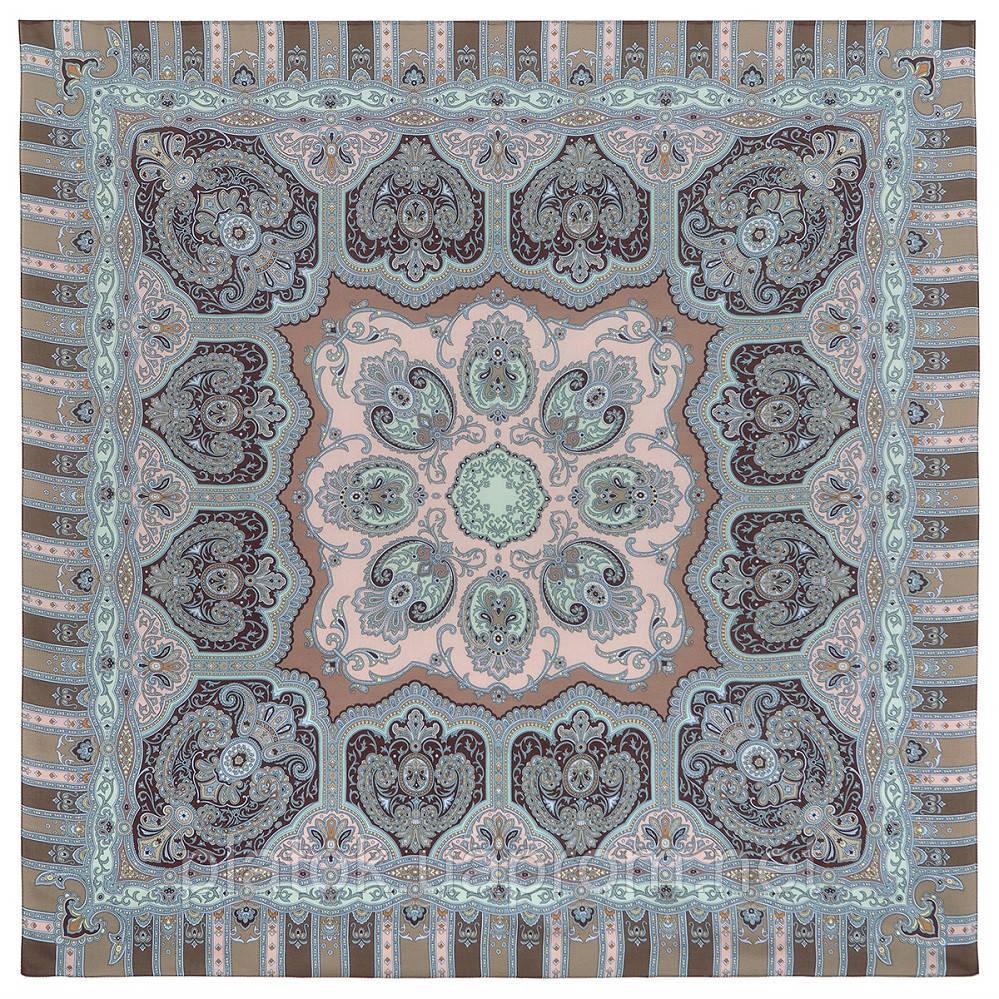 Арагонский 1277-16, платок из вискозы с подрубкой