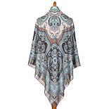 Арагонский 1277-16, платок из вискозы с подрубкой, фото 2