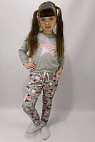 Детские красивые брюки для девочки Роза