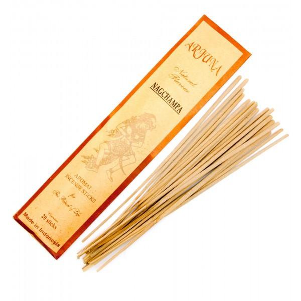 Nagchampa (Нагчампа)(Arjuna) пыльцовое благовоние (Индонезия) ( 29446K)