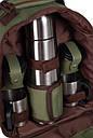 Набір для пікніка Ranger Compact (посуд на 2 персони + сумка з термо-відсіком), фото 3