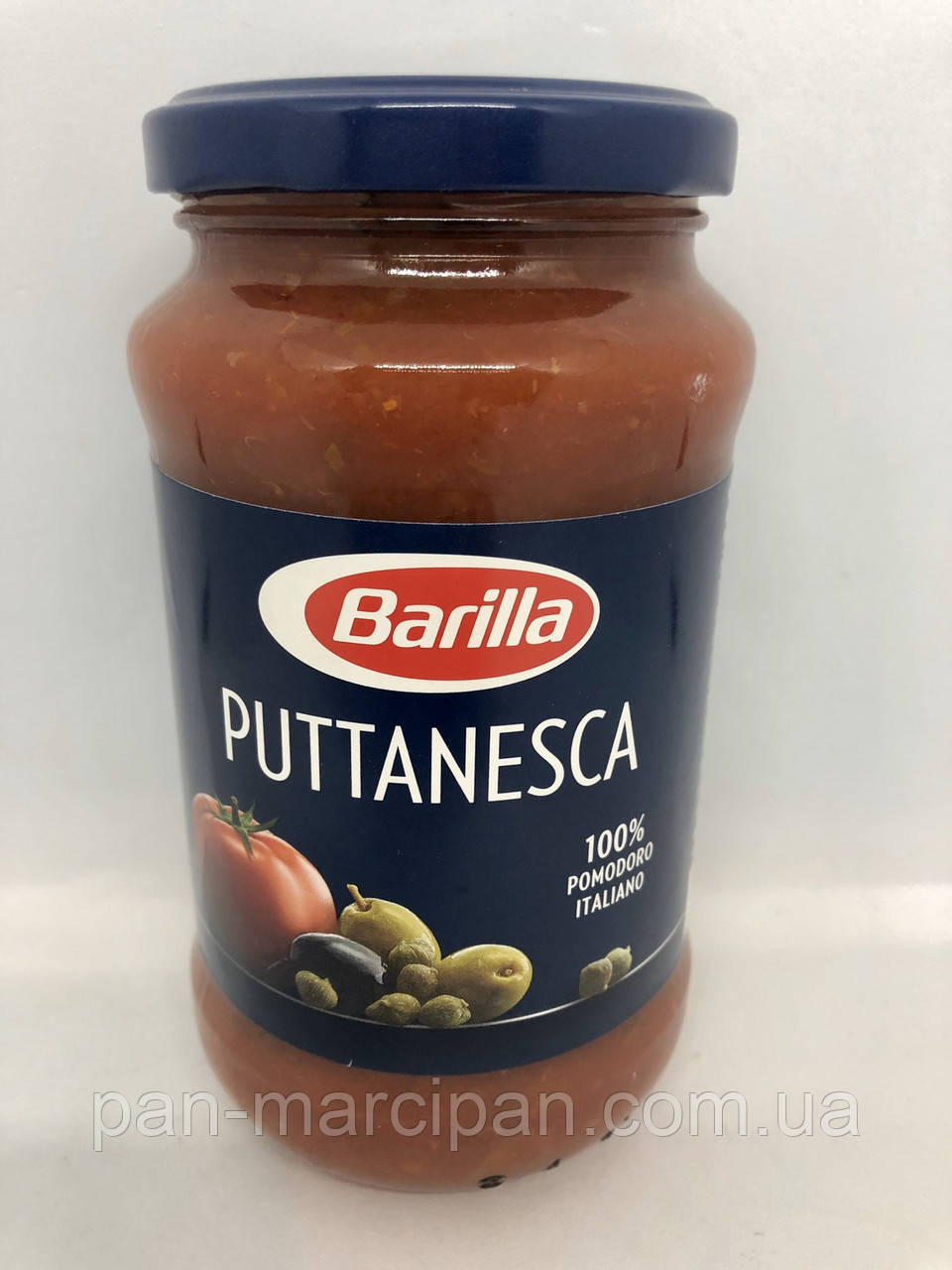 Соус Barilla Puttanesca 400г Італія
