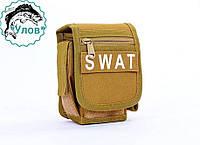 Сумка на пояс SWAT Койот, фото 1