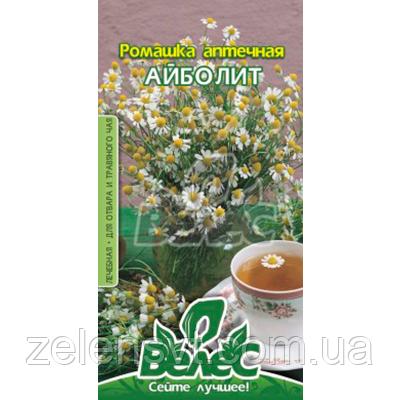"""Насіння ромашки """"Айболить"""" (0,3 г) від ТМ """"Велес"""""""