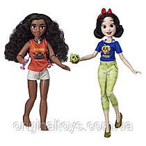 Куклы Моана и Белоснежка Ральф против интернета Disney Princess Ralph Breaks The Internet Hasbro