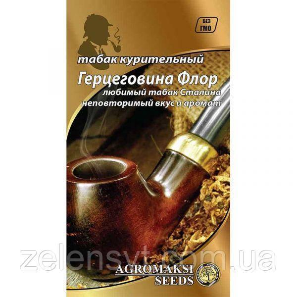 """Насіння тютюну """"Герцеговина Флор"""" (0,1 г) від Agromaksi seeds"""